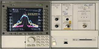 HP 70000 Series RF Spectrum Analyzer 2.9GHz